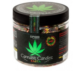 EUPHORIA Candles RASTA...